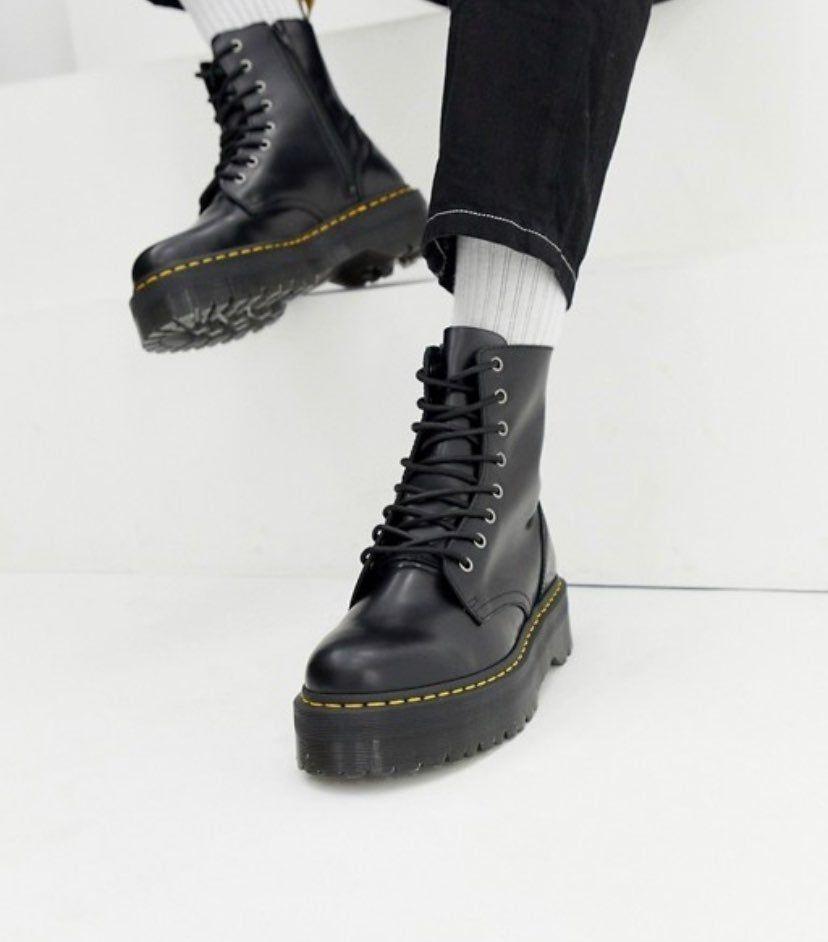 Pin von Ангелина Пророчук auf обувь | Dr. martens, Stiefel