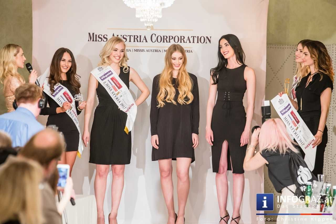 Miss Styria Wahl 2017 im Aiola im Schloss St. Veit Graz - 001