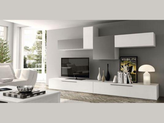 Fotografía de Muebles de salones modernos ACQUA 20 ...