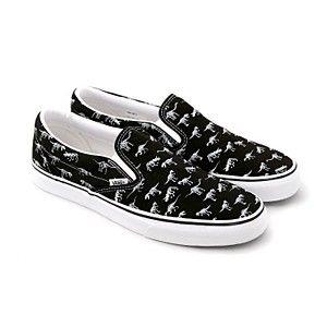 Vans Dinosaur Bones Slip-On Sneakers   Sneakers, Shoes, Slip on ...