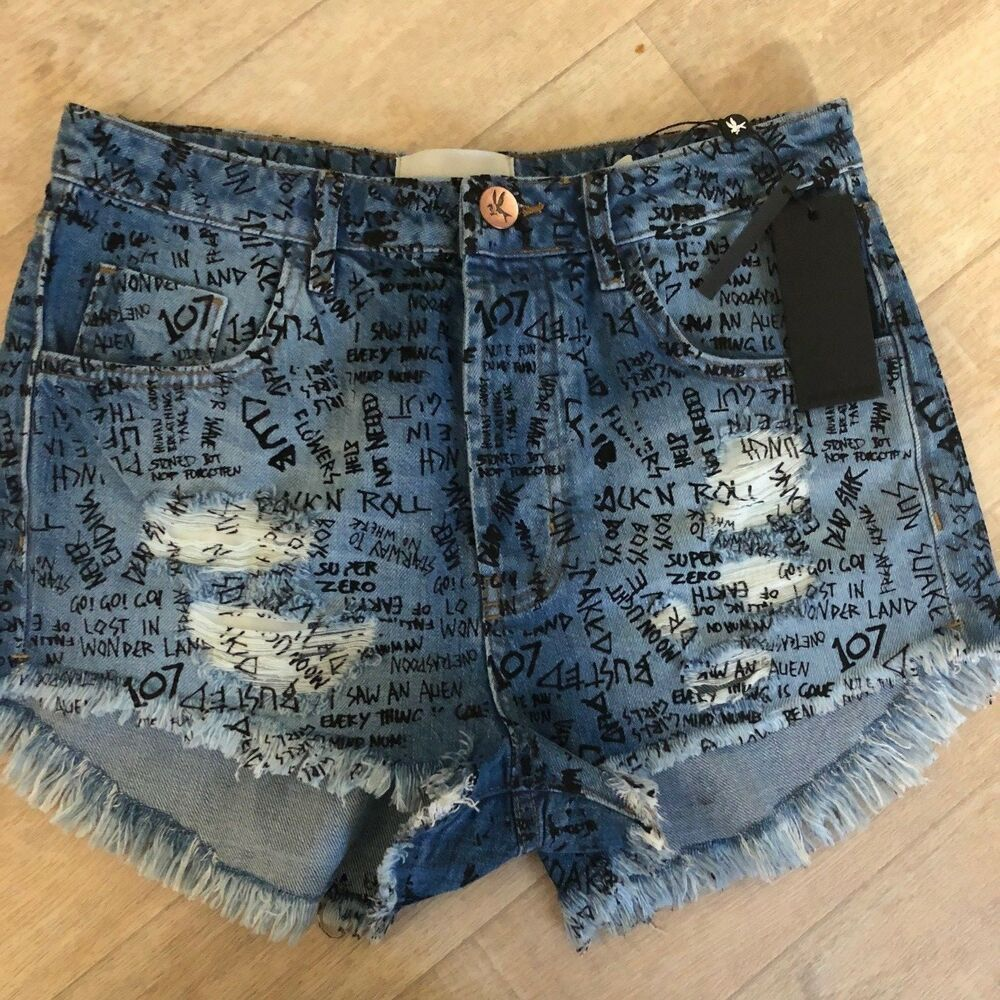 One Teaspoon Jeans Freebirds Salty Dog 22 23 24 25 27 28 29 30Trashed Low Skinny