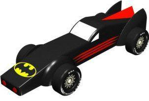 Bat Car Pinewood Derby Accessory Kit Derby Cars Pinewood Derby