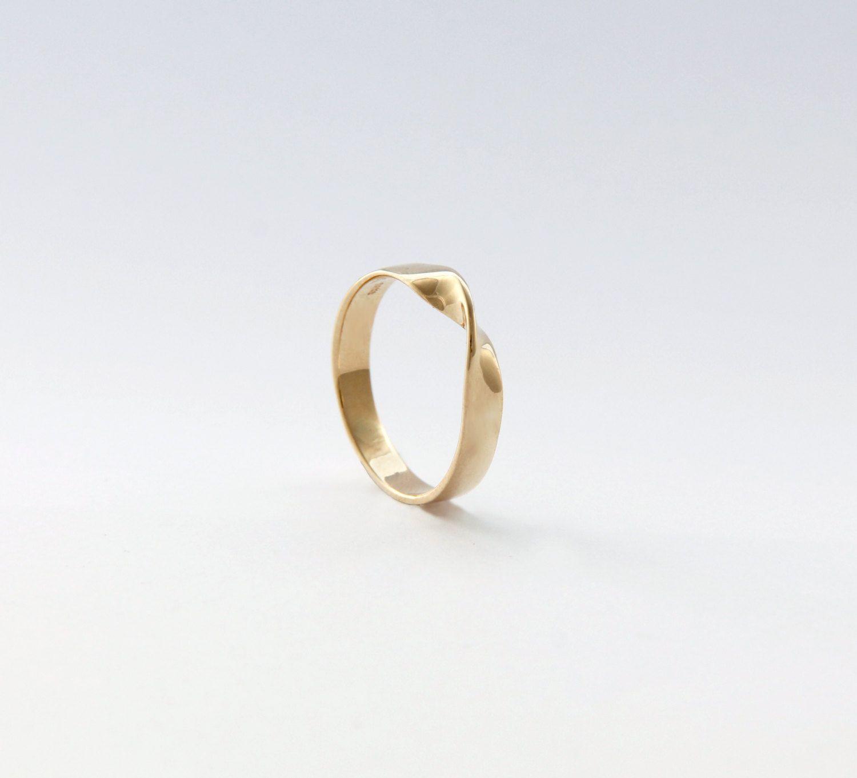straight infinity boston twist ring band wedding inspirational bands eternity alternating of engagement