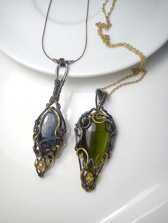 Zirnitra - šperky z minerálov 2054411b3e