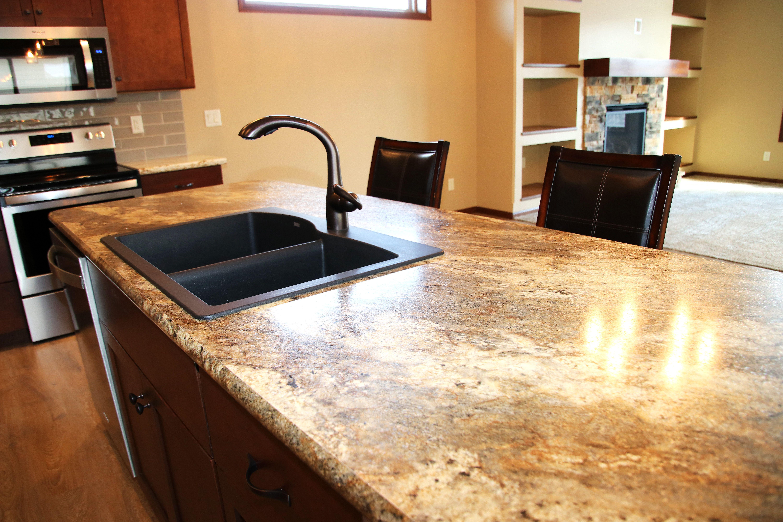 Low Maintenance Laminate Countertop Countertops Custom Homes