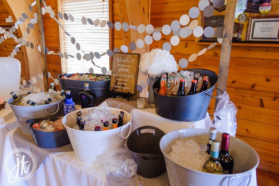 Bar location wedding