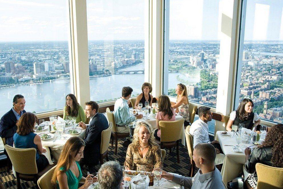 Top Of The Hub Restaurants In Boston Read Reviews Written By 10best