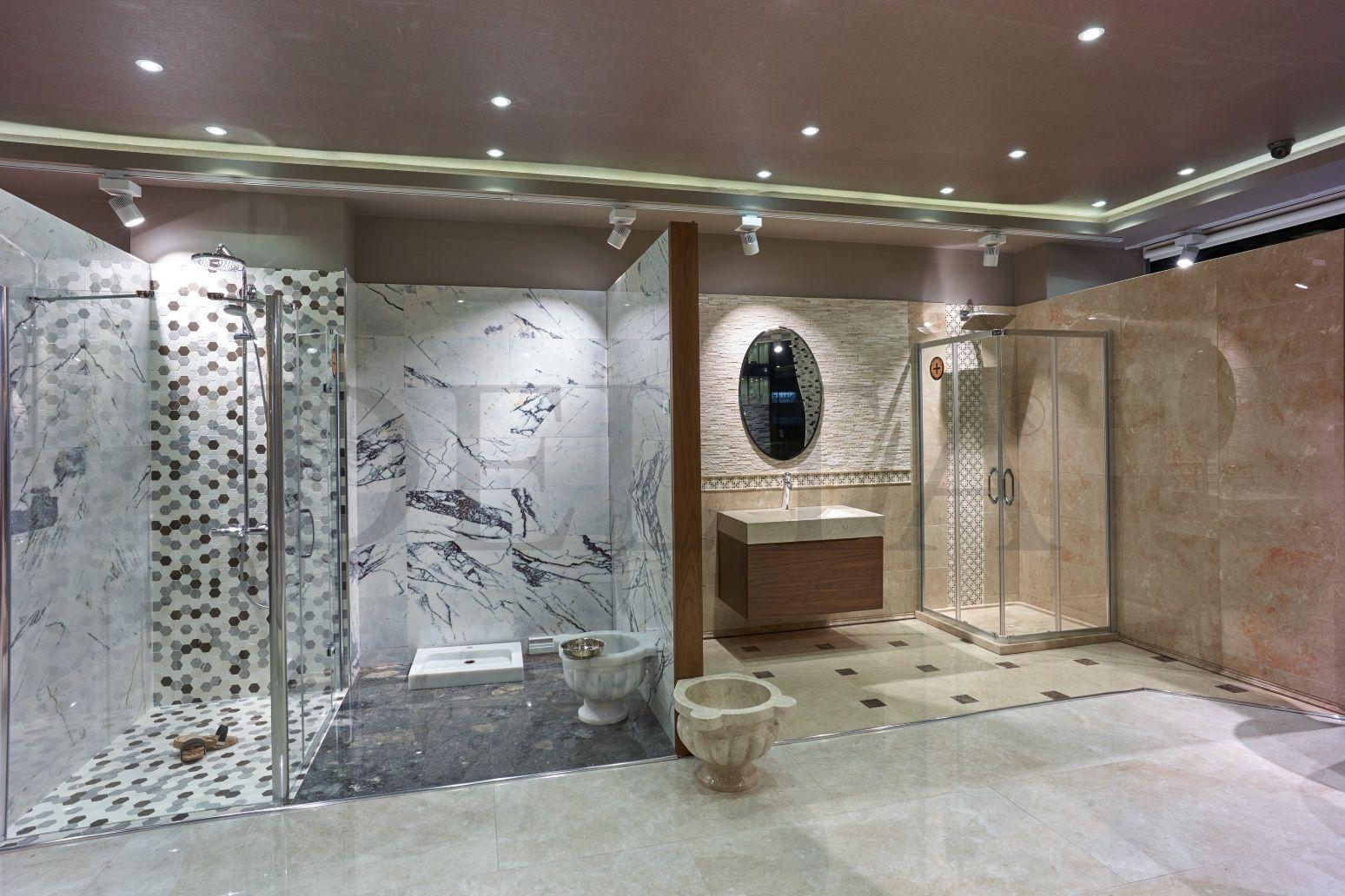 Delta Marble Dudullu Showroom Stonecollections