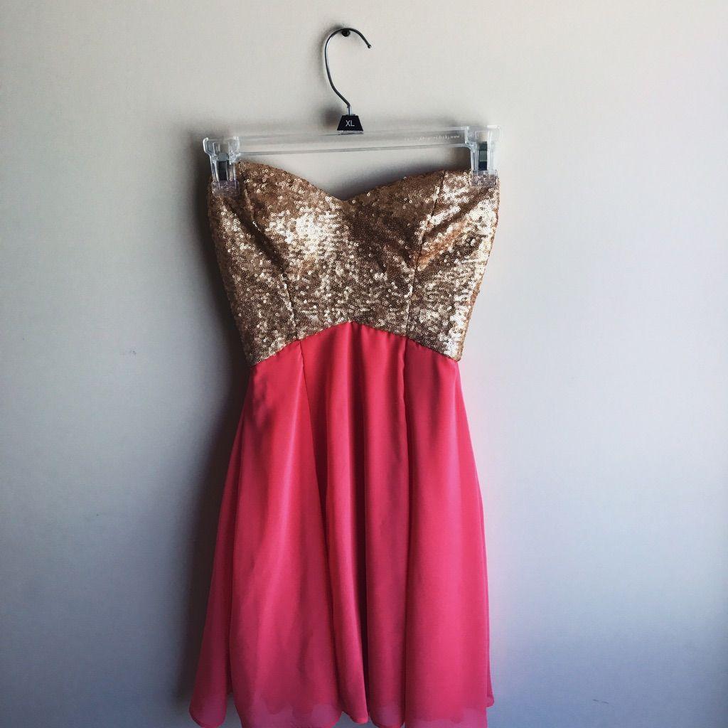 Size promformal dress products