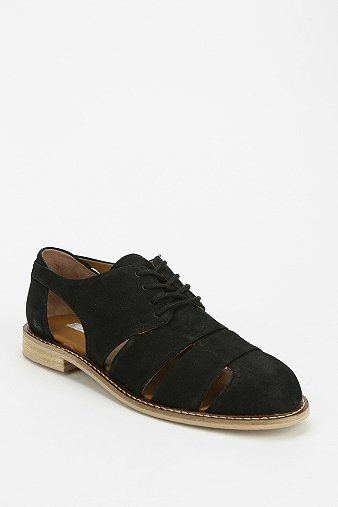 Cutout oxfords for the summer. | Fun Work Clothes | Dress ...