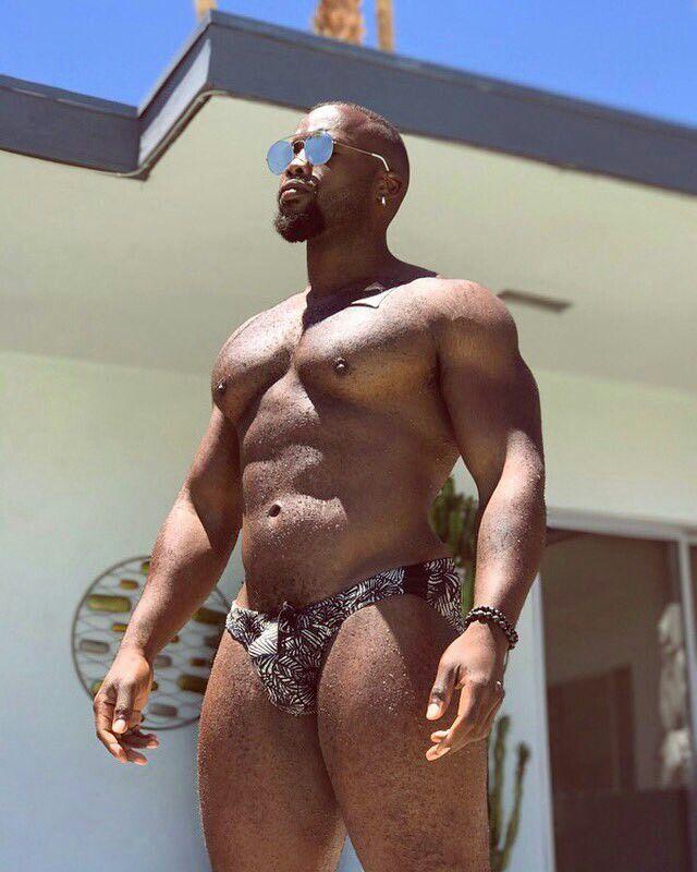 Black chub gay