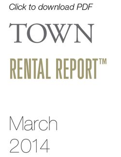 Town Residential Real Estate Sales, Rentals, and Development Listings in NYC