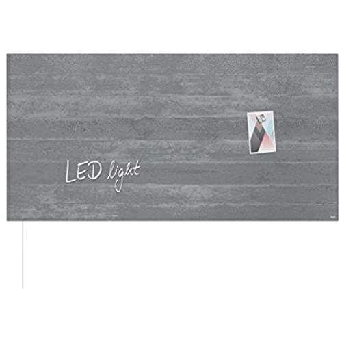 Sigel Gl406 Glas Magnetboard Magnettafel Artverum Led Light