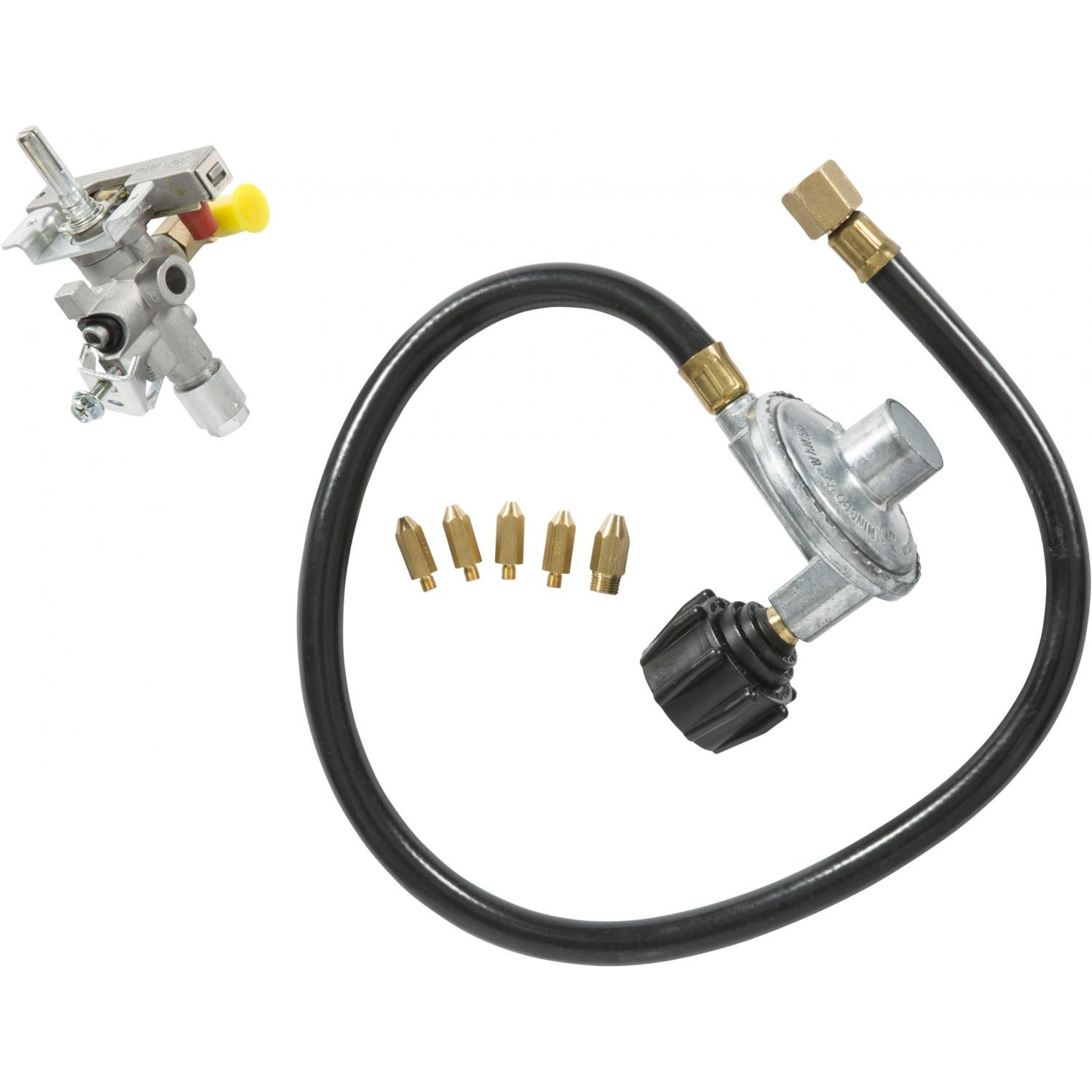 Coyote Conversion Kit For 36 42 Gas Grills Natural Gas To