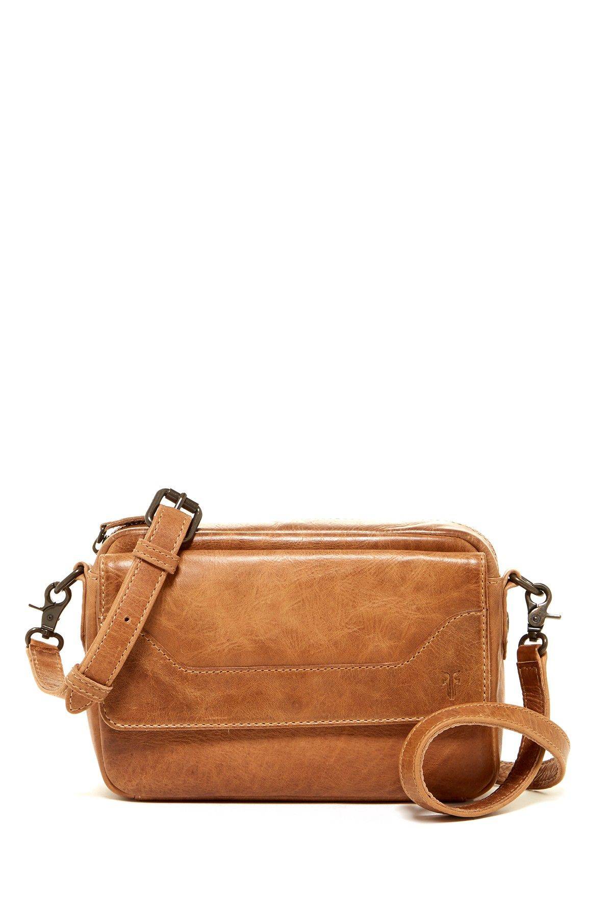 4576516eb940 Melissa Leather Camera Crossbody Bag by Frye on  nordstrom rack