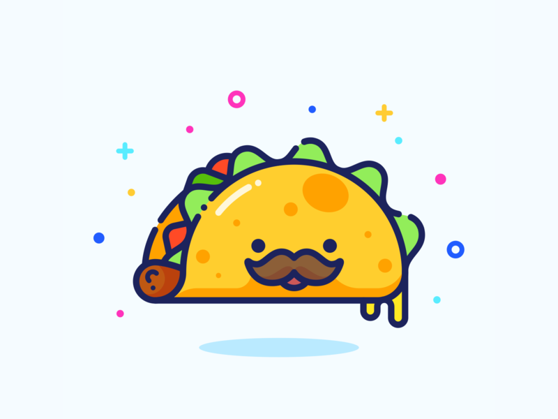 Taco Taco Drawing Taco Pictures Creative Drawing
