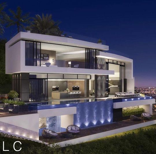 Luxuriousclub Modern Mansion Beautiful Modern Homes