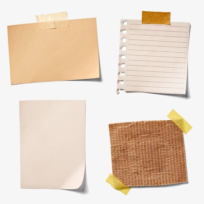 Paper Notes Paper Texture Taping Paper Labels Png Transparent Clipart Image And Psd File For Free Download Note Paper Paper Texture Paper Background Texture