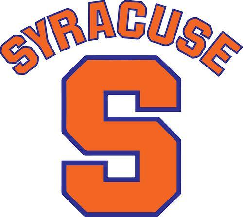 Syracuse Syracuse Logo College Football Logos Syracuse Orange Basketball