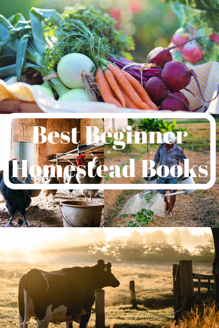 Best Beginner Homesteading Books (With images) | Farm ...