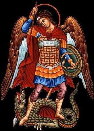 Luz y Oscuridad en mi...El Poderoso Arcángel Miguel.