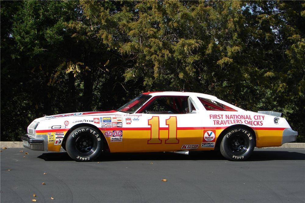 1977 Oldsmobile Cutlass Cale Yarborough Race Car 138188 Barrett Jackson Auction Company World S Greatest Collector Car Oldsmobile Nascar Race Cars Racing