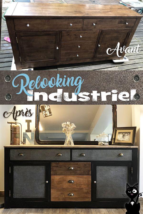 Relooker ou customiser un vieux meuble pour lui redonner une nouvelle vie c 39 est simple colo - Relooker un vieux meuble ...