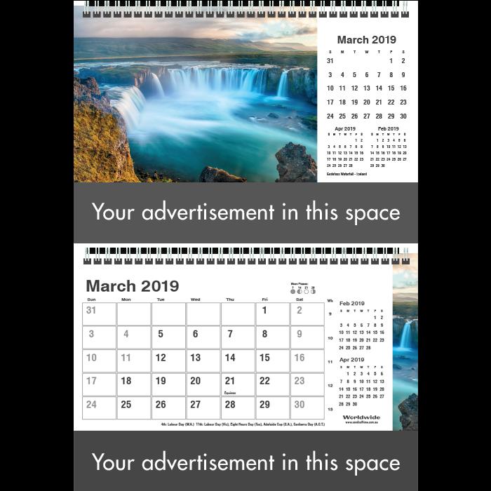 get the best calendar printing online in australia sands of