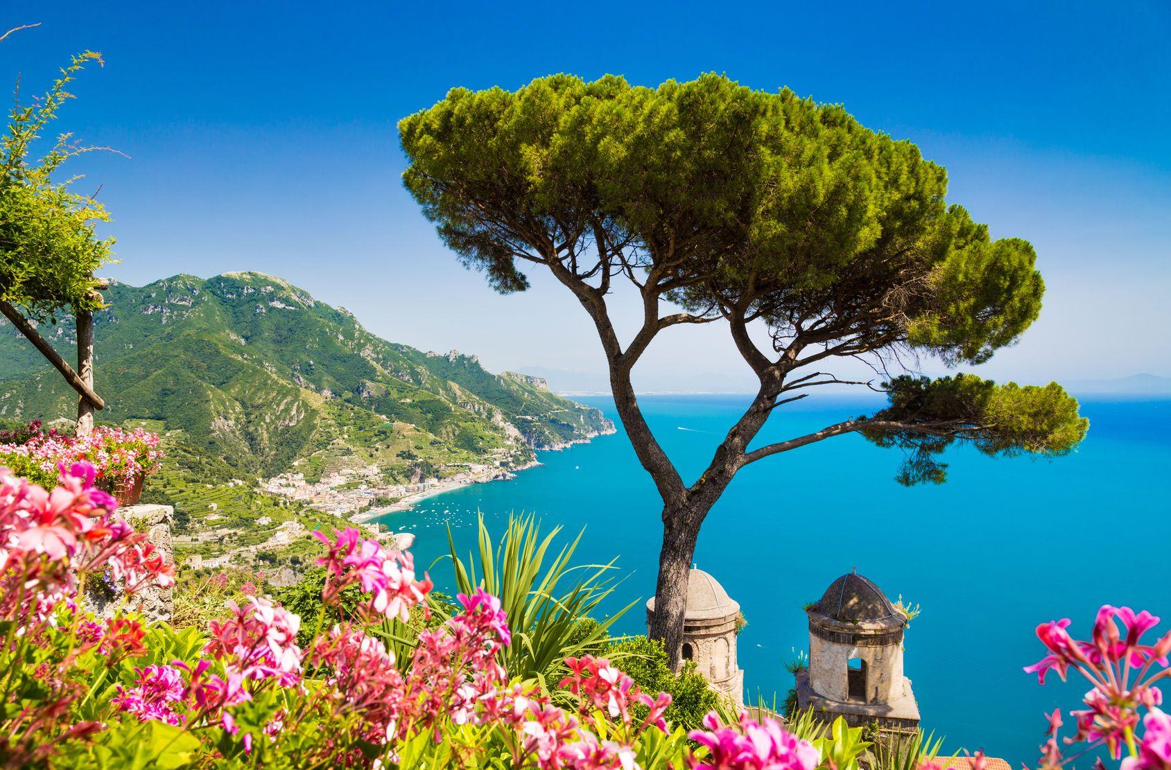 Traumhafter Rahmen für Hochzeiten in Süditalien: Die Amalfi Küste ...