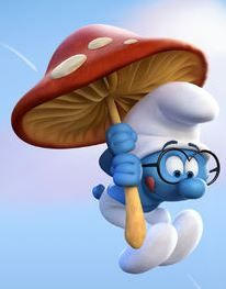 A Child Among The Smurfsgallery Rocks I Puffi Cartoni Animati