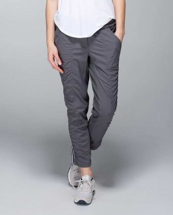 05ca6abf3 Street To Studio Pant Unlined. Soot light. Size 4.  92 plus tax