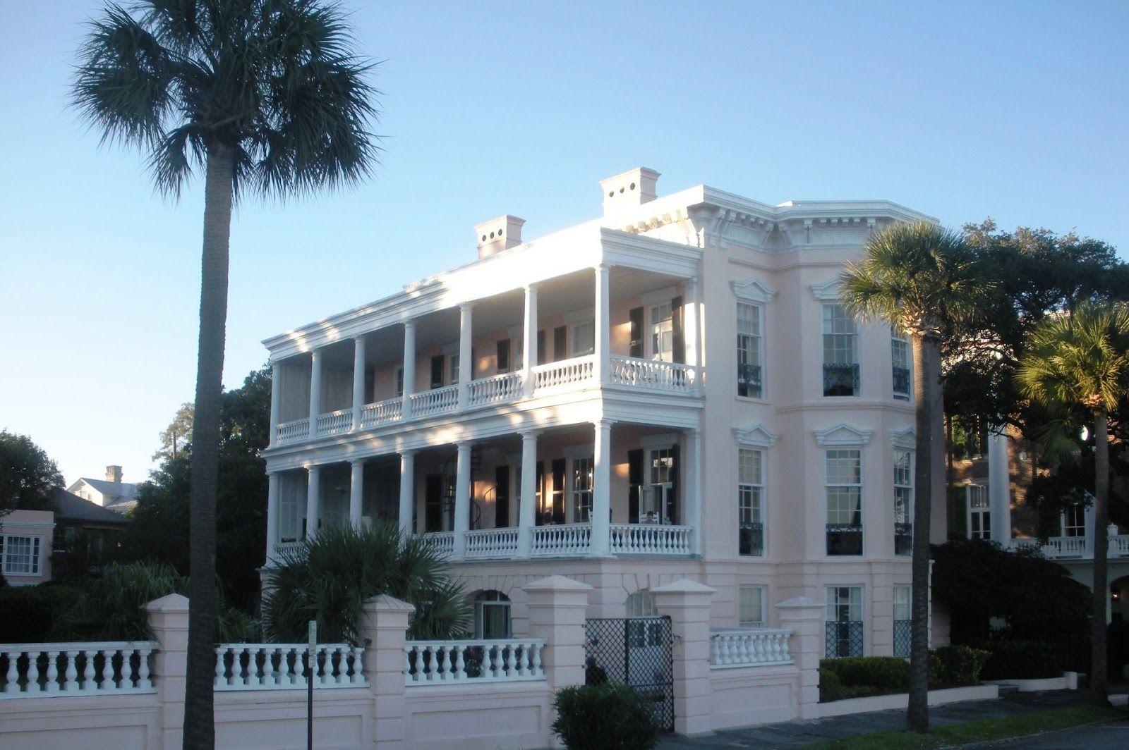 Charleston Charleston Architecture Harrison House Architecture