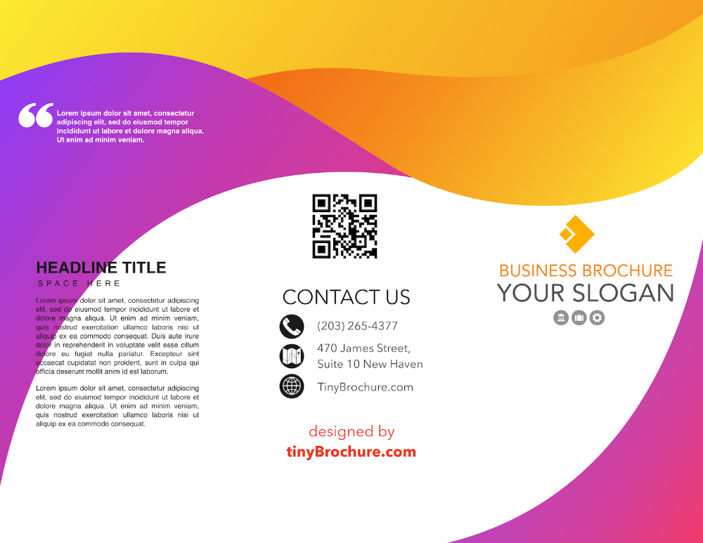 How To Make A Tri Fold Brochure In Google Docs Inside Tri Fold Brochure Template Google Docs 10 Professional Templates Ideas 10 Professional Templates Ide