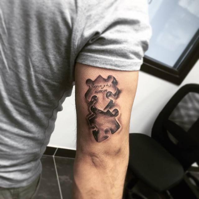 Coola tatueringar på killar