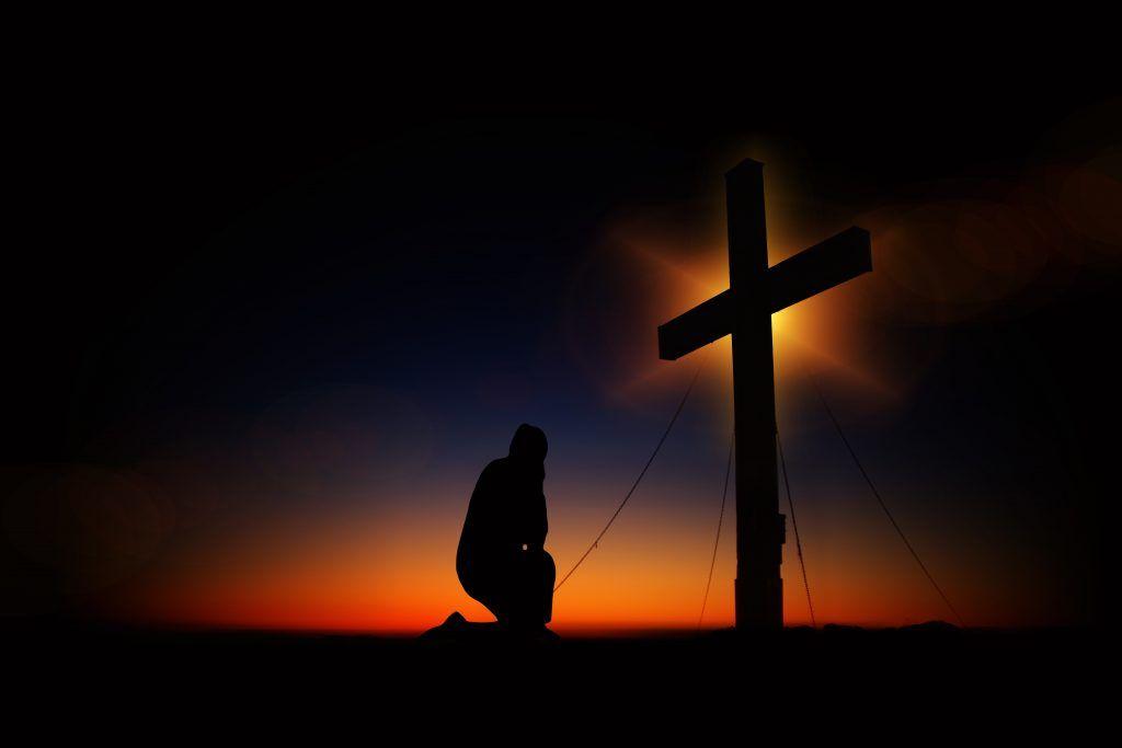 Cross 1448946 Prayer Pixabay Oracao Para Receber Divida Oracao Poderosa Oracao