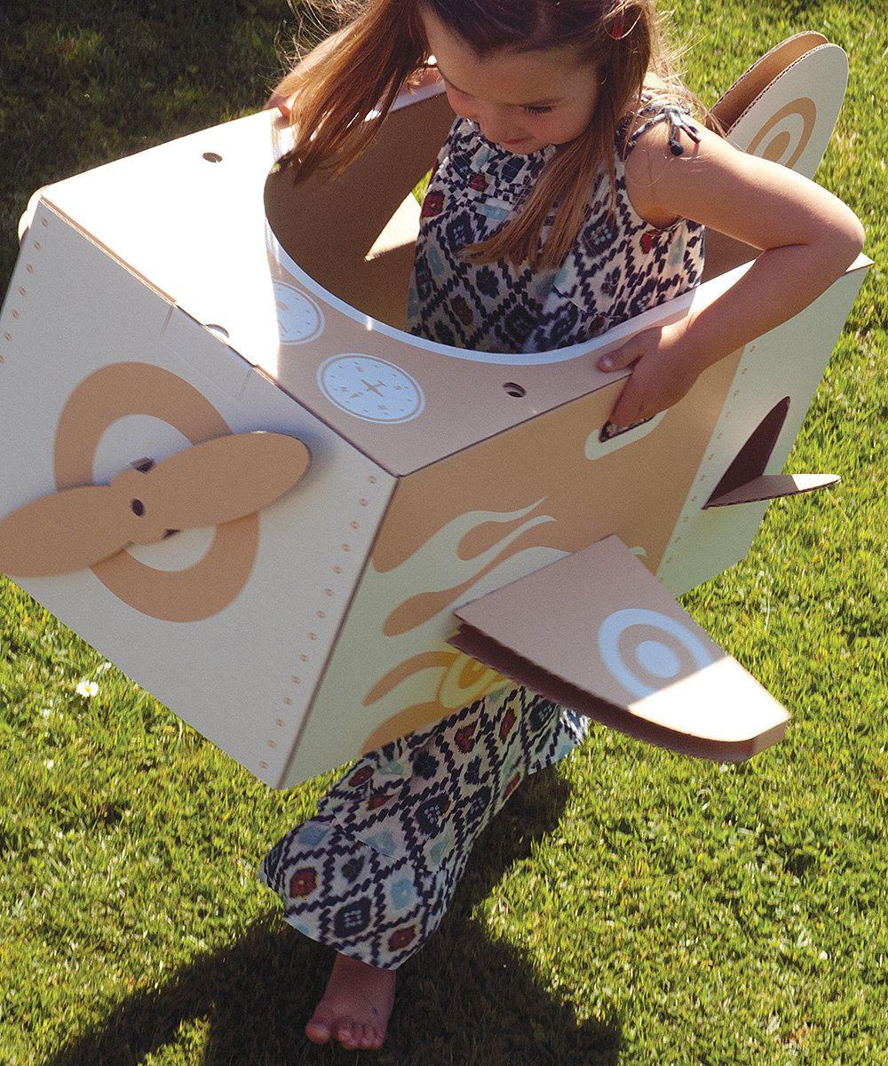 Die besten 25 karton flugzeug ideen auf pinterest - Flugzeug basteln mit kindern ...