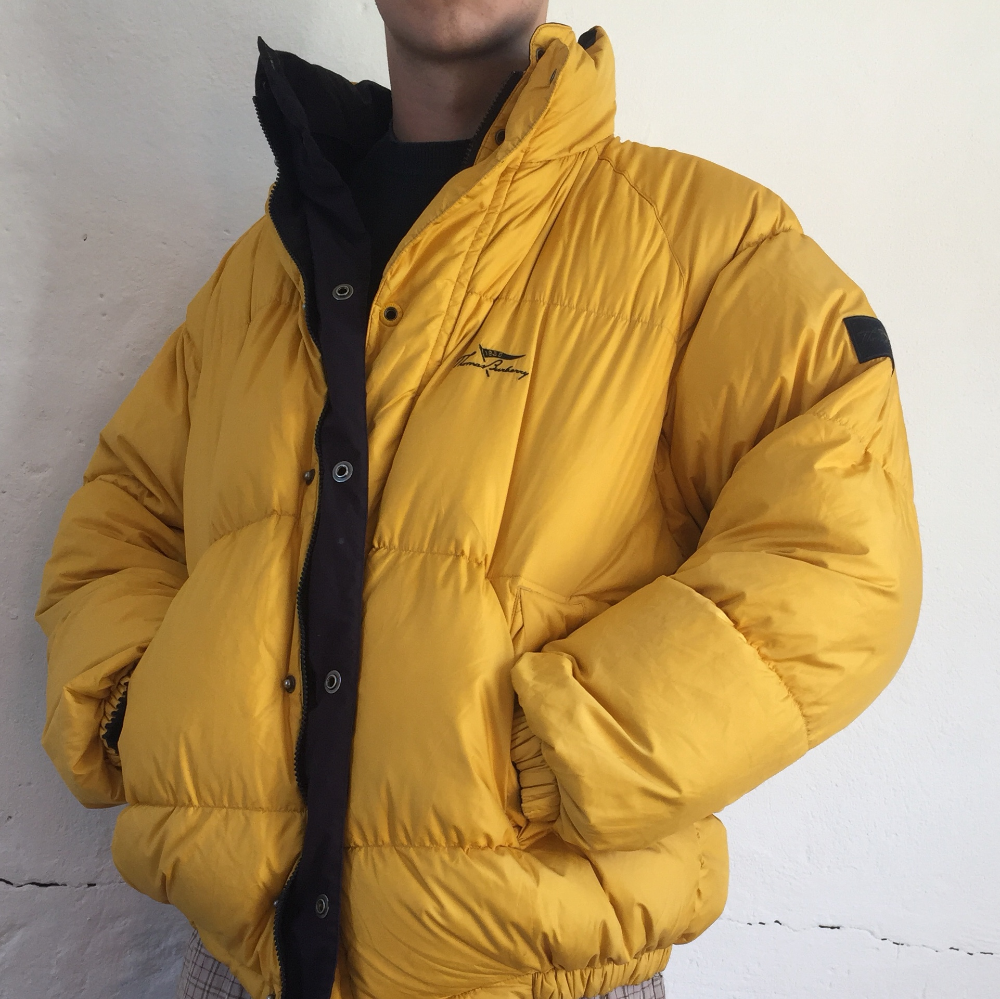 Reversible Burberry Puffer Jacket Absolute Beauty Depop Puffer Jackets Jackets Puffer [ 999 x 1000 Pixel ]