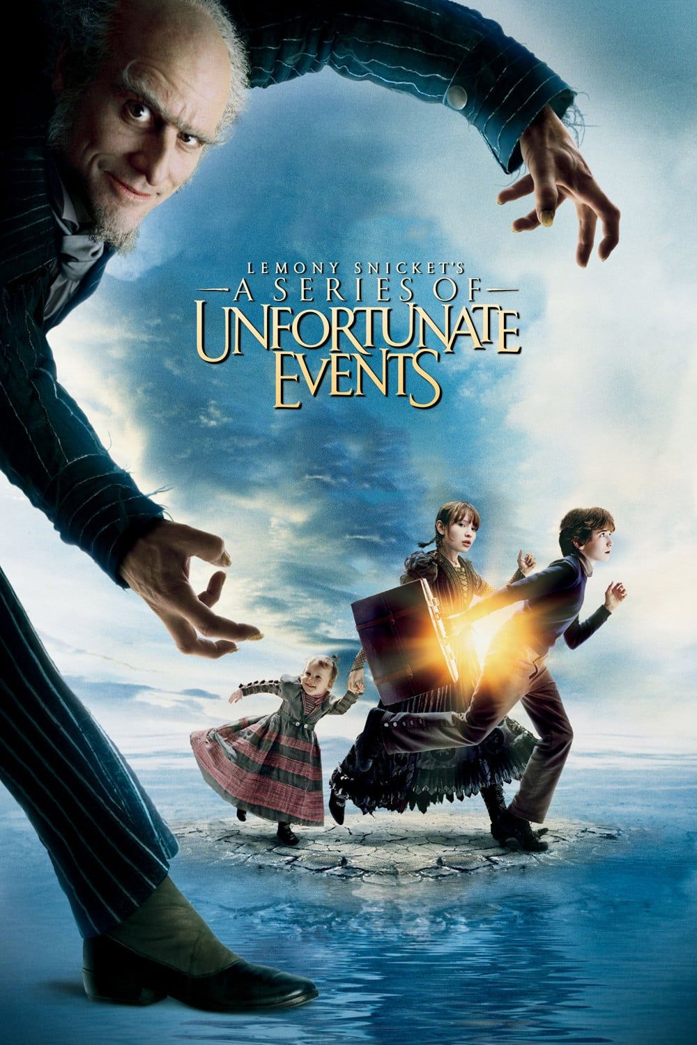 Lemony Snicket S A Series Of Unfortunate Events Movie Poster