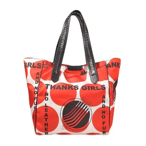 Wicker Medium Shoulder Bag Falabella Go Stella McCartney nfchAeaKc0