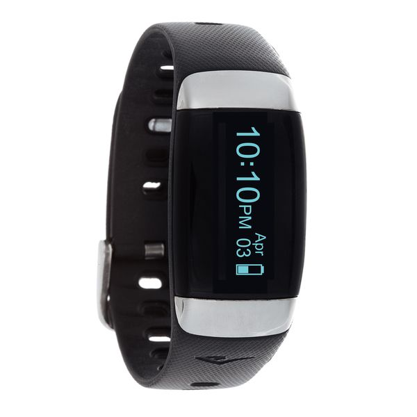 Everlast TR7 Black Wireless Activity Tracker & Heart Rate