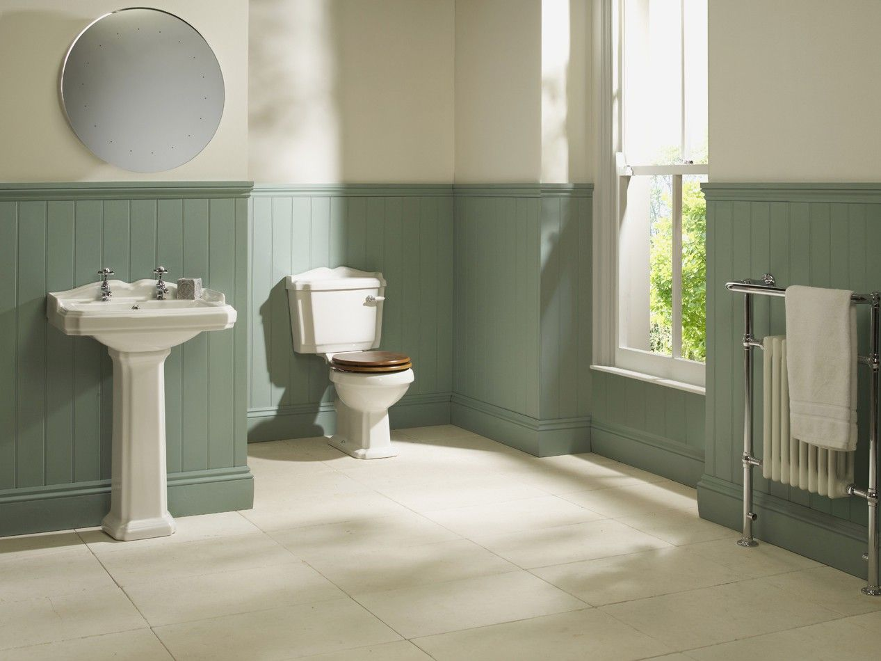 Traditionelle Badezimmer Deko Ideen Schritt In Den Luxus Eines 4 Sterne Hotel Mit Diesem Ba Viktorianisches Badezimmer Badezimmer Dekor Badezimmereinrichtung