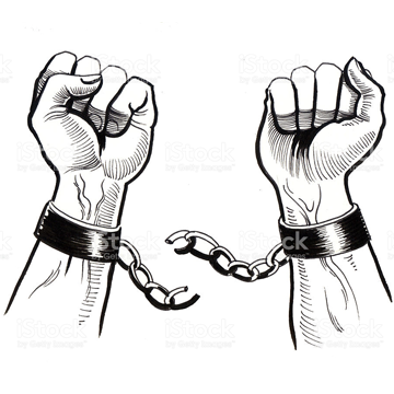Business Hands Breaking Chains Ad Chains Shackle Handcuffs Breaking Broken Chain Chain Handcuffs