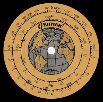 Resultado de imagen para dial antiguo de radio