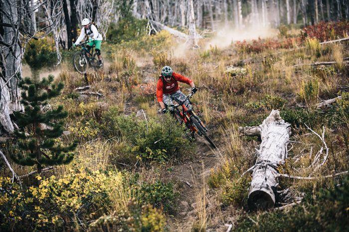 Mountain Biking MTB XC Bike