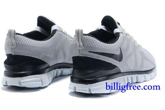 premium selection 9b6f1 26c10 Verkaufen billig Schuhe Herren Nike Free 3.0 V3 (Farbe Vamp-grau,innen,Logo -schwarz Sohle-weiB) in Deutschland.