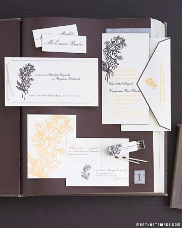 The etiquette of wedding invitation enclosures stopboris Images