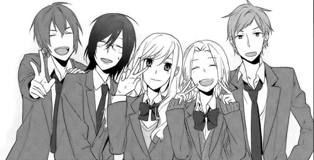 Horimiya Reseña Manga Manga anime, Mangá shoujo