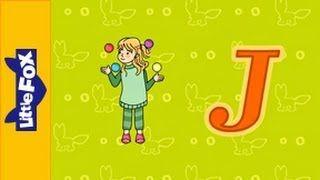 letter j song kindergarten