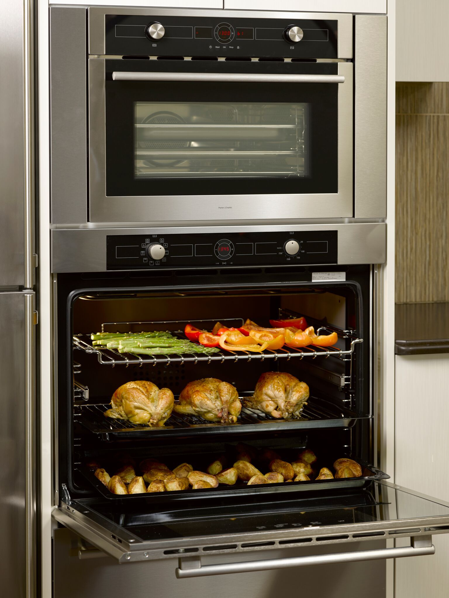 Ovens That Combine Steam And Convection For Healthier More