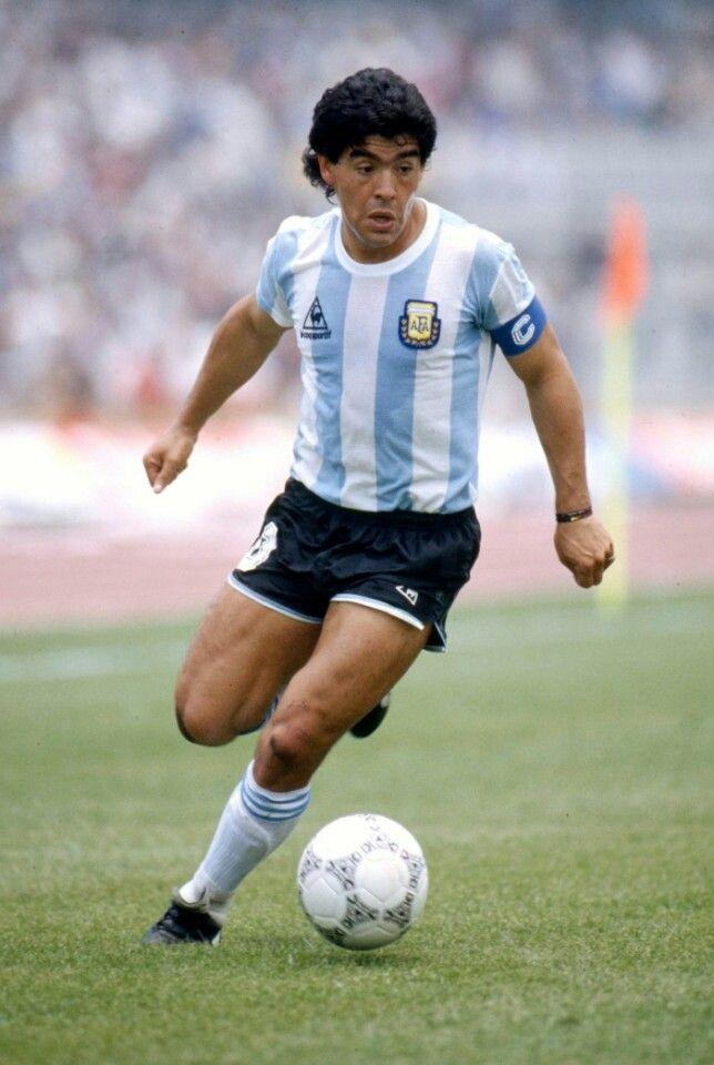 worldcup 1986 dieulois diego maradona